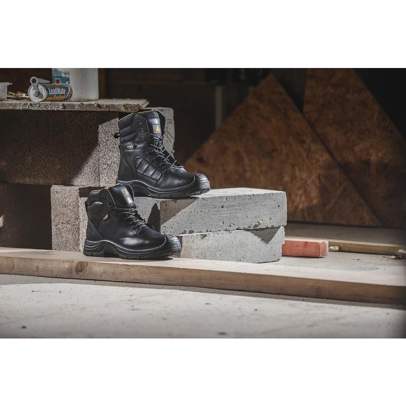 Amblers AS350c Hi-Leg Metatarsal Safety Boots
