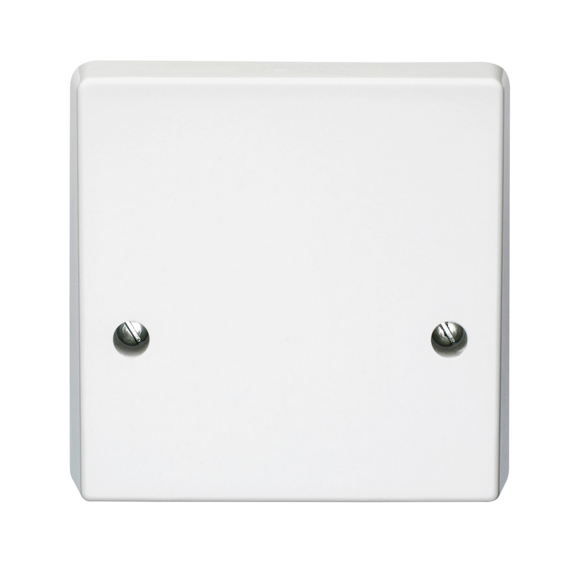 Crabtree 45A Cooker Outlet Plate