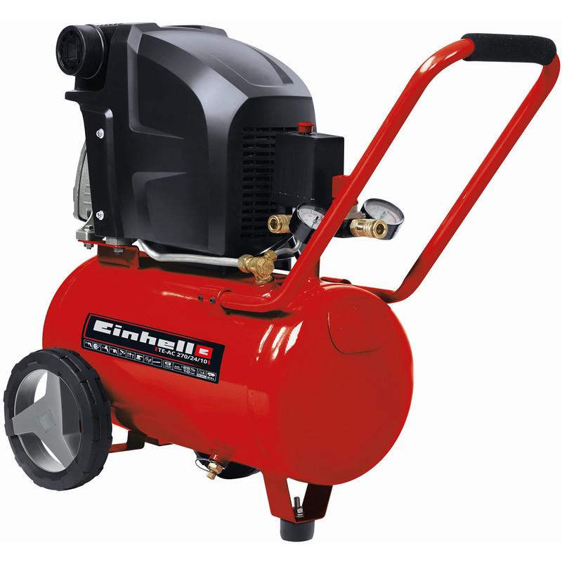 Einhell TE-AC 270/24/10 24L 2.5Hp Air Compressor
