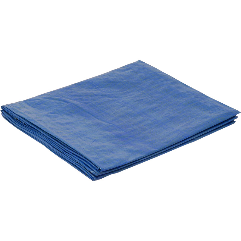 7/' x 12/' for Buyers Products Roll Tarp Kit MESH TARP ONLY
