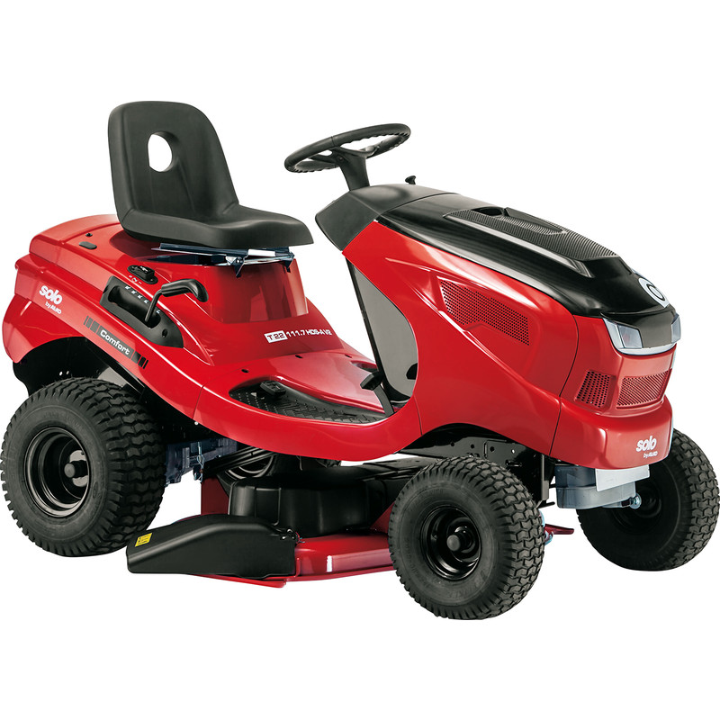 Ride On Mower >> Solo By Al Ko 708cc 110cm Petrol Ride On Mower T22 111 Hds A