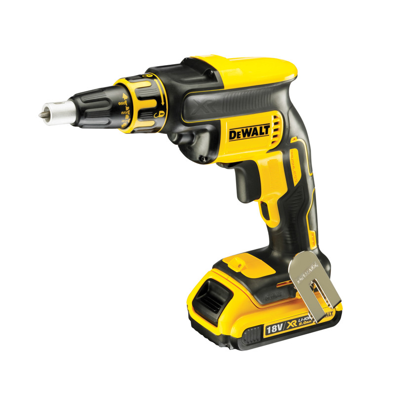 DeWalt DCF620D2K-GB 18V XR Collated Drywall Screwdriver