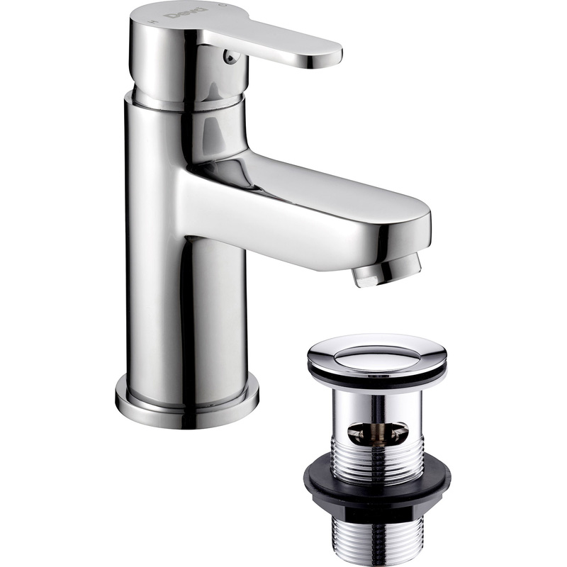 Bathroom Taps & Mixer Taps for Baths & Showers