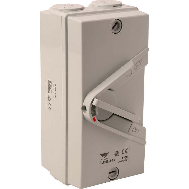 IMO Stag 1 Pole Lever Type Isolator