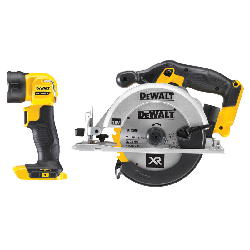 DeWalt DCK699M3T-GB 18V Li-Ion XR Li-Ion 6 Piece Kit