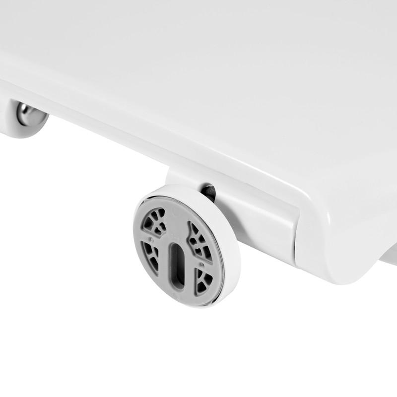 Ebb + Flo Thermoset Soft Close Toilet Seat