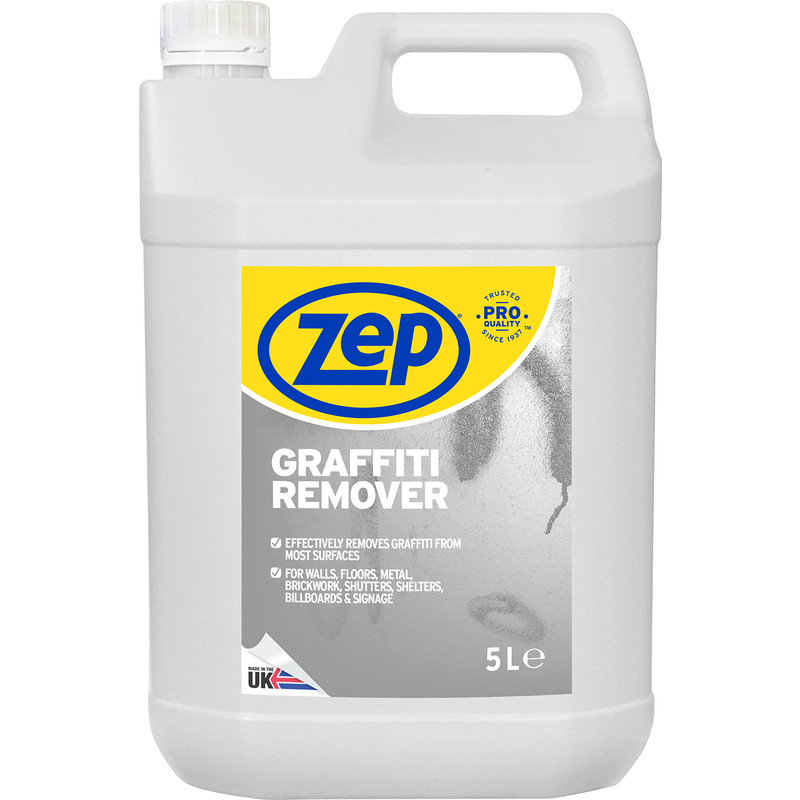 Zep Commercial Graffiti Remover 5L
