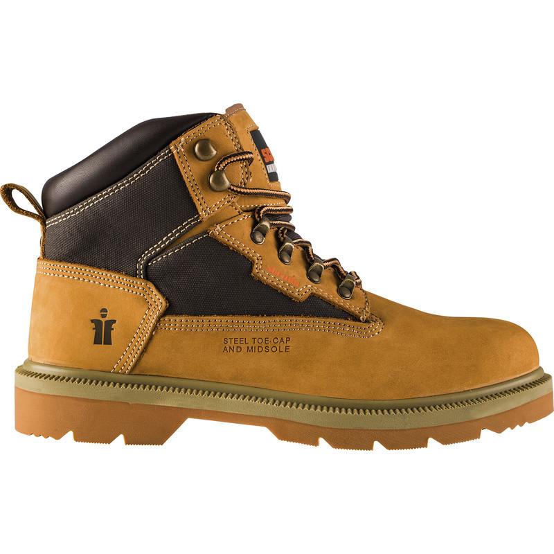Scruffs Womens Twister Safety Boots Size 4
