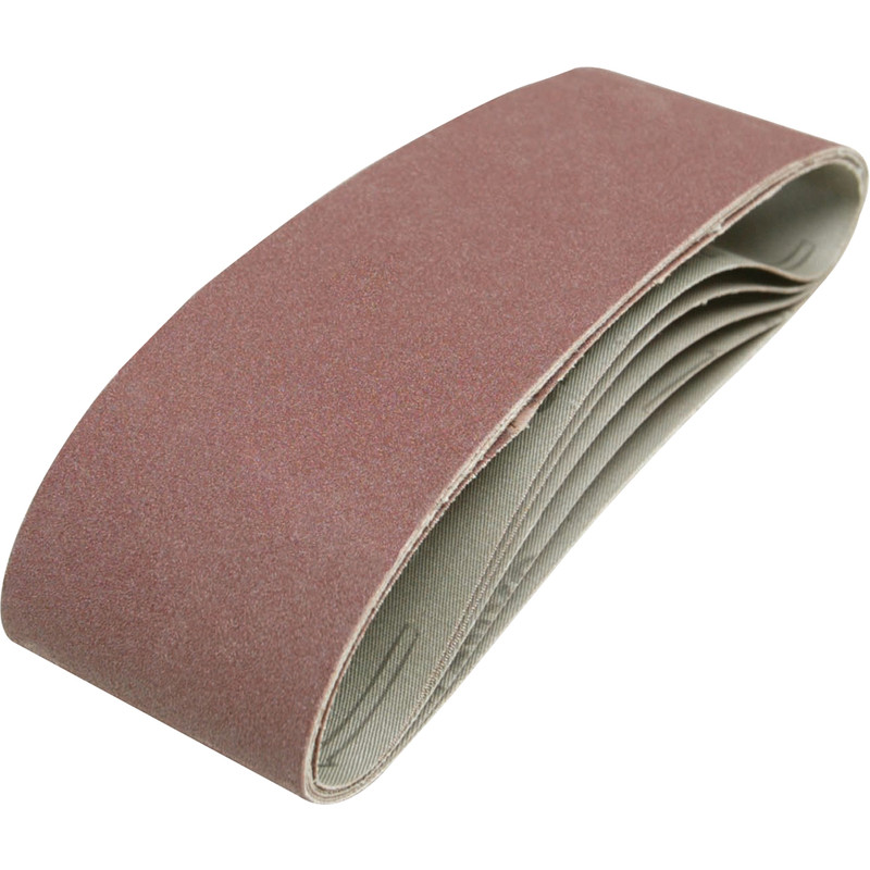 Cloth Sanding Belt 75 x 533mm