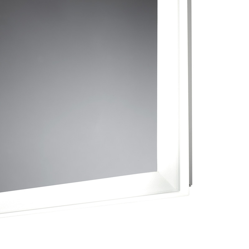 Sensio Glimmer 500 Diffused IP44 LED Mirror