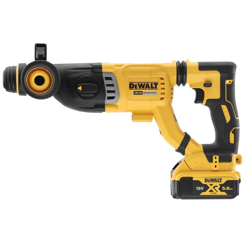 DeWalt DCH263P2-GB 18V XR Brushless SDS+ Rotary Hammer