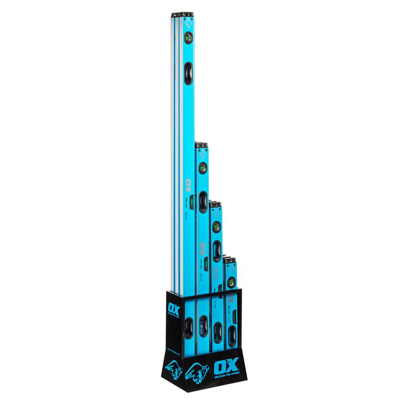 OX Pro 3 Piece Level Set