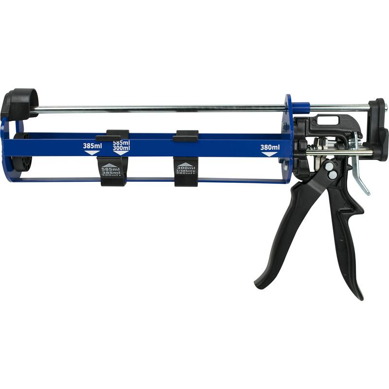 Rawlplug R-GUN-MULTI Multi-Cartridge Size Dispensing Gun