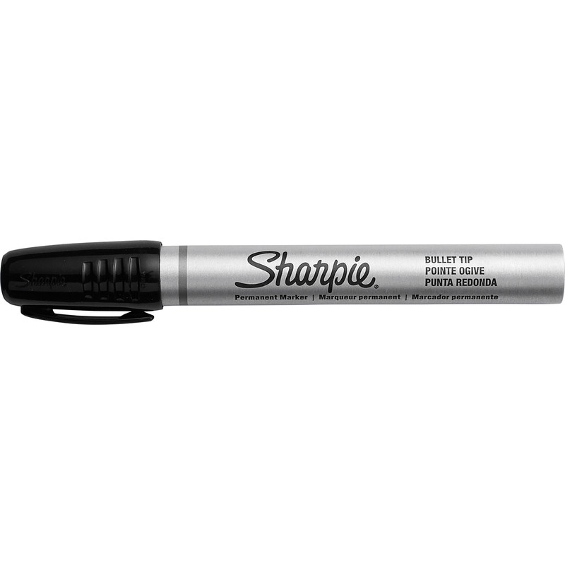 Sharpie Metal Barrel Pro Bullet Marker