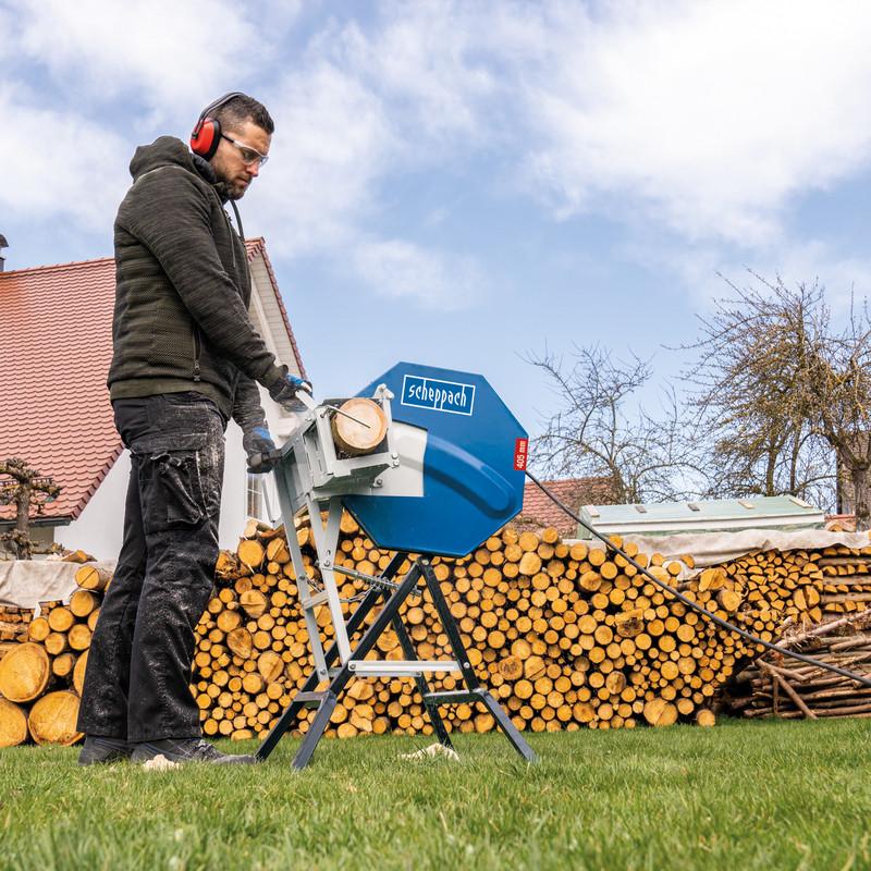 Scheppach HS410 2200W 405mm Log Saw