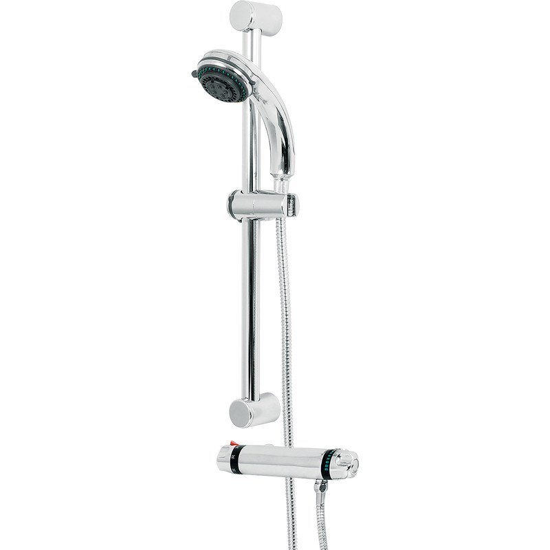 Thermostatic Bar Mixer Shower