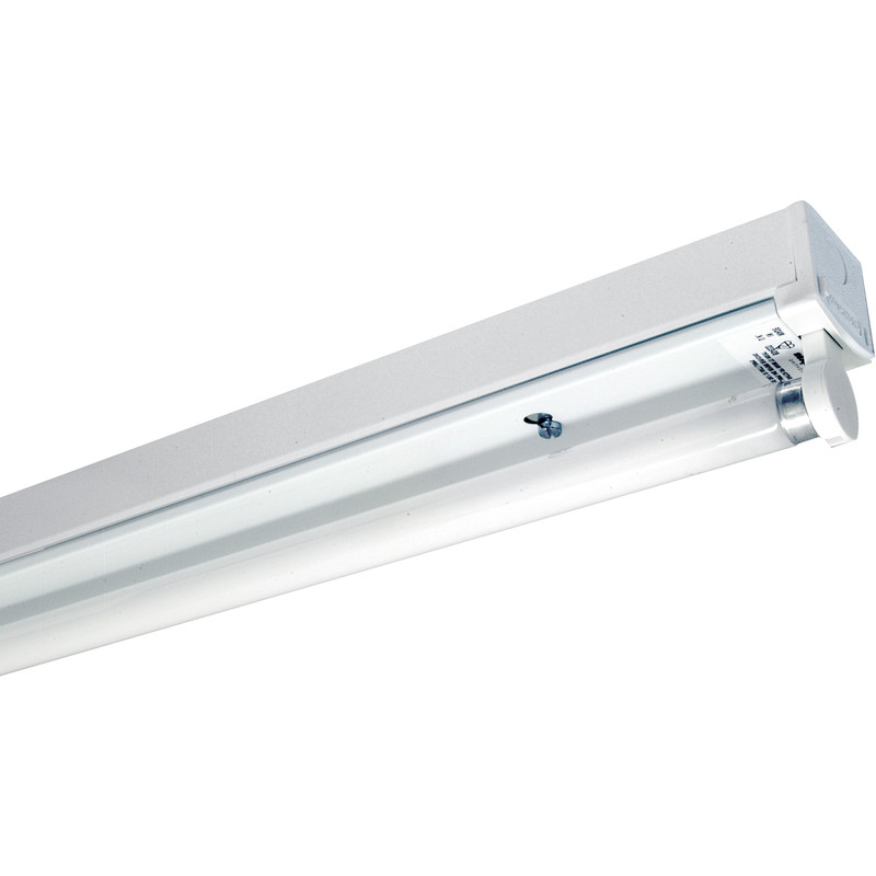 Fluorescent batten fitting lpf 1500mm 58w single