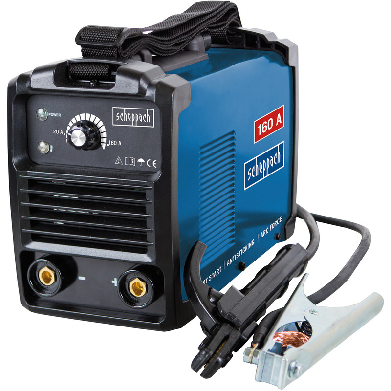 Scheppach WSE900 160A Inverter Arc Welder
