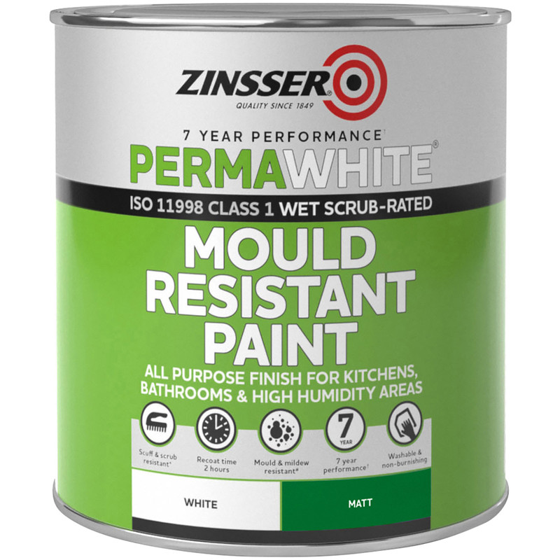 Zinsser Perma White Self-Priming Interior Paint