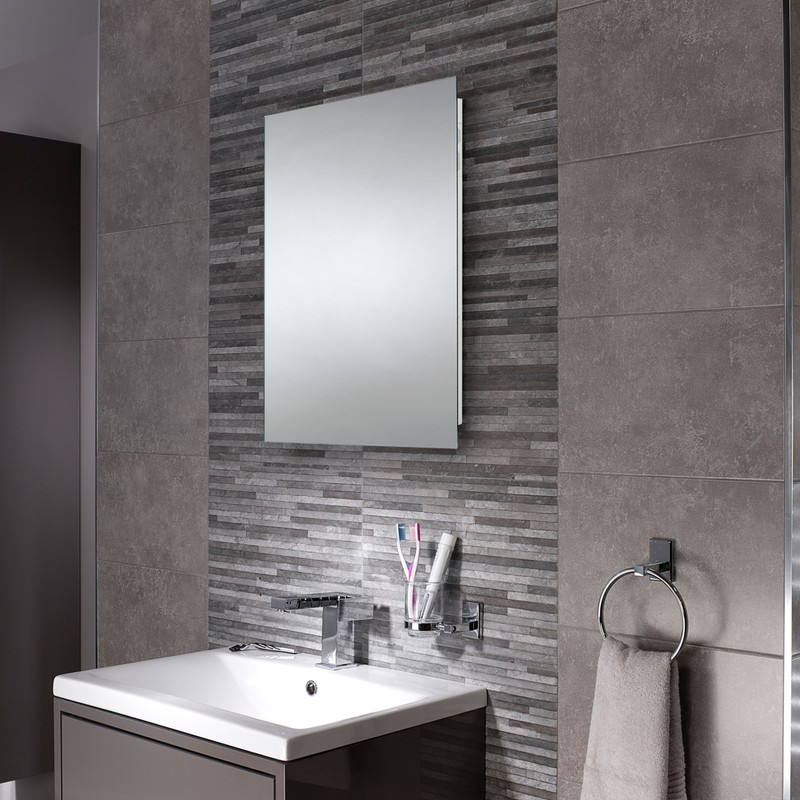 Sensio Avalon Bluetooth Backlit LED Mirror