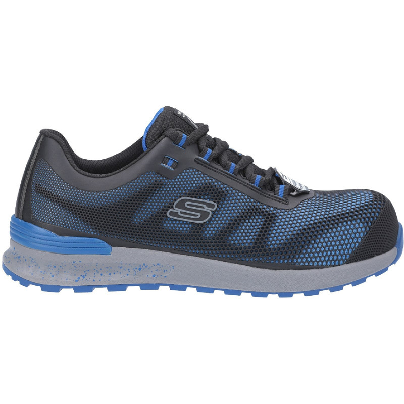 Skechers Bulklin SK77180EC Safety Trainers
