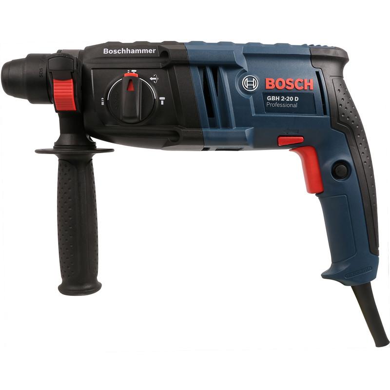 Bosch 650W SDS Hammer Drill