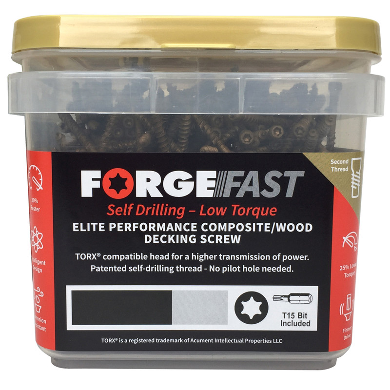 ForgeFast Decking Screw