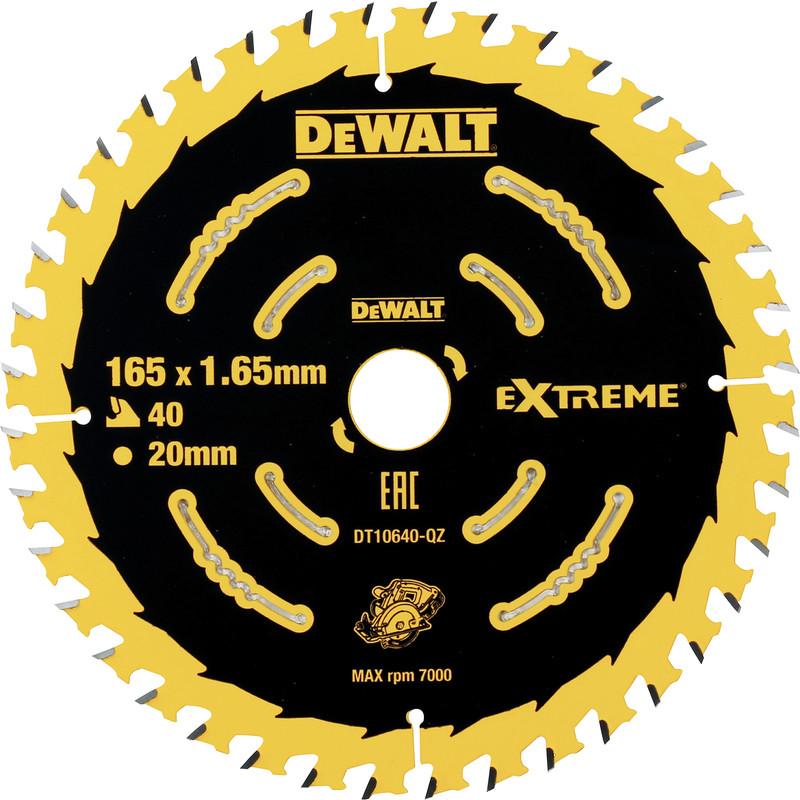 DeWalt Extreme Cordless Circular Saw Blade
