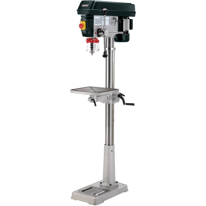 Draper 600W 12 Speed Floor Standing Drill
