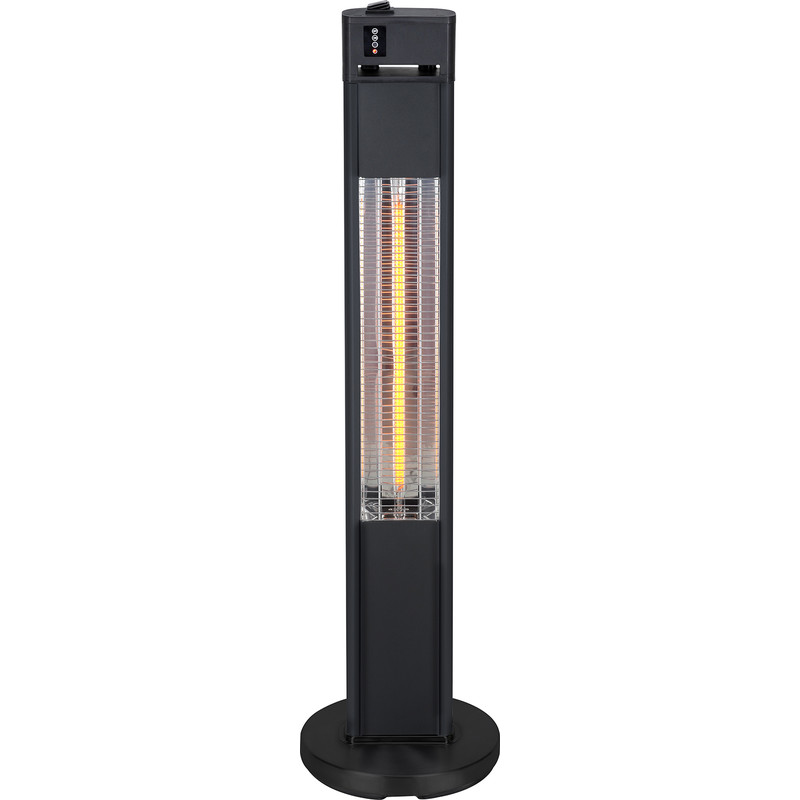 Floor Standing Patio Heater 1.6kW IP55