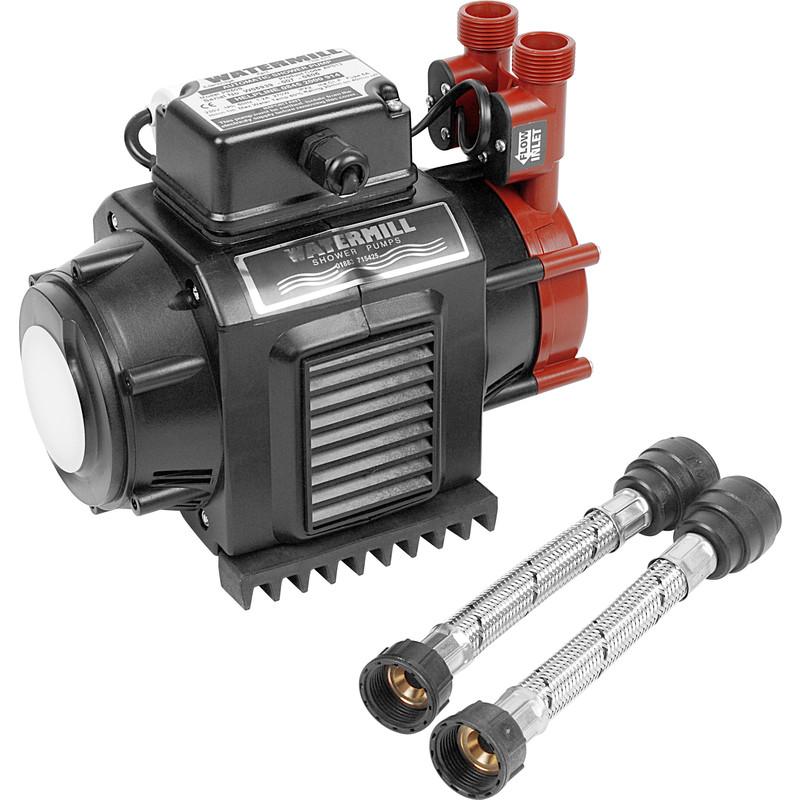PR50S Regenerative Single Shower Pump 1 5 bar