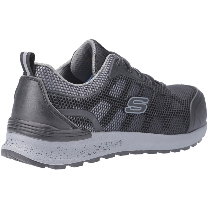 Skechers Bulklin SK77273EC Ladies Safety Trainers