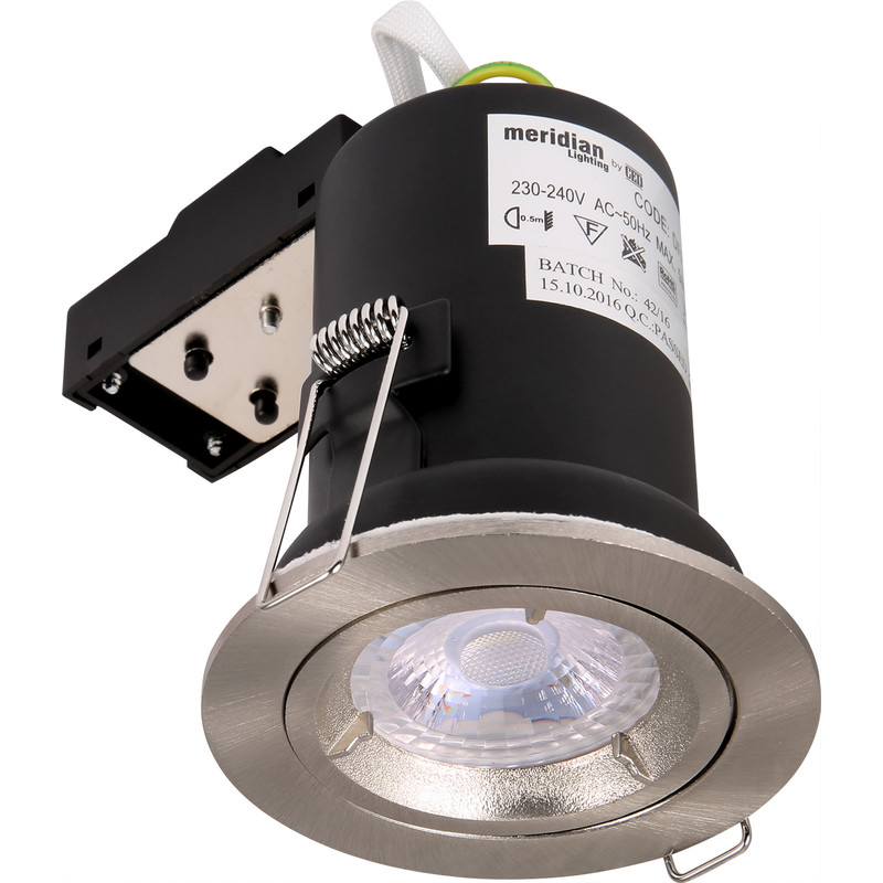 Fire Rated Cast GU10 Downlight