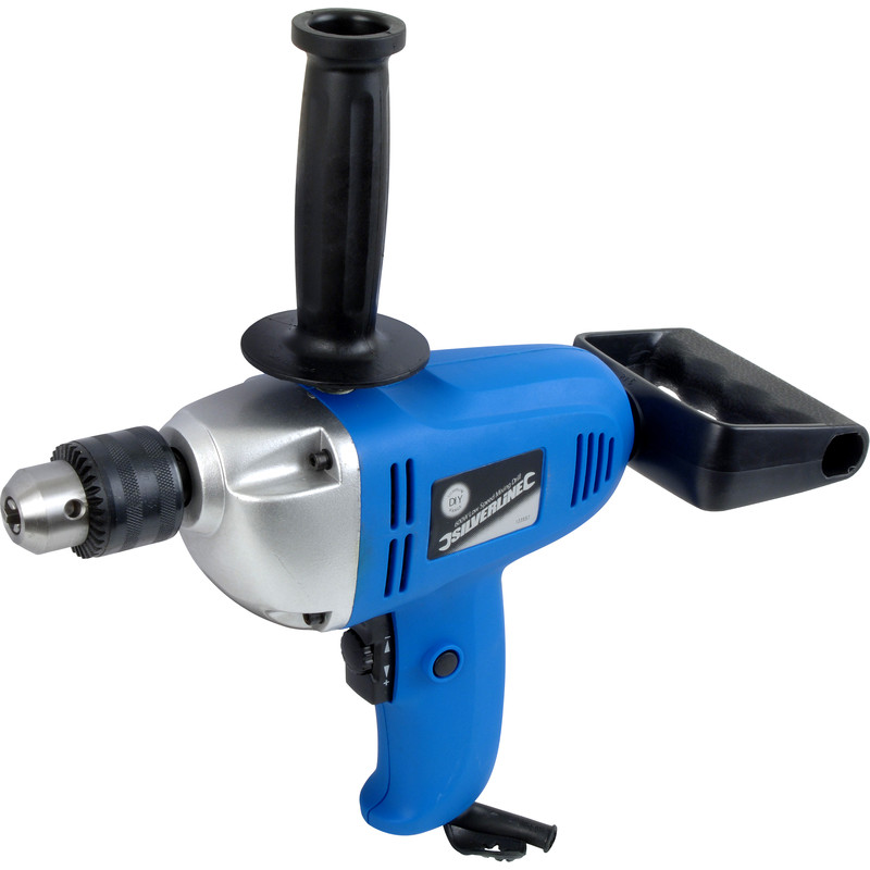 Silverline 600W Mixing Drill