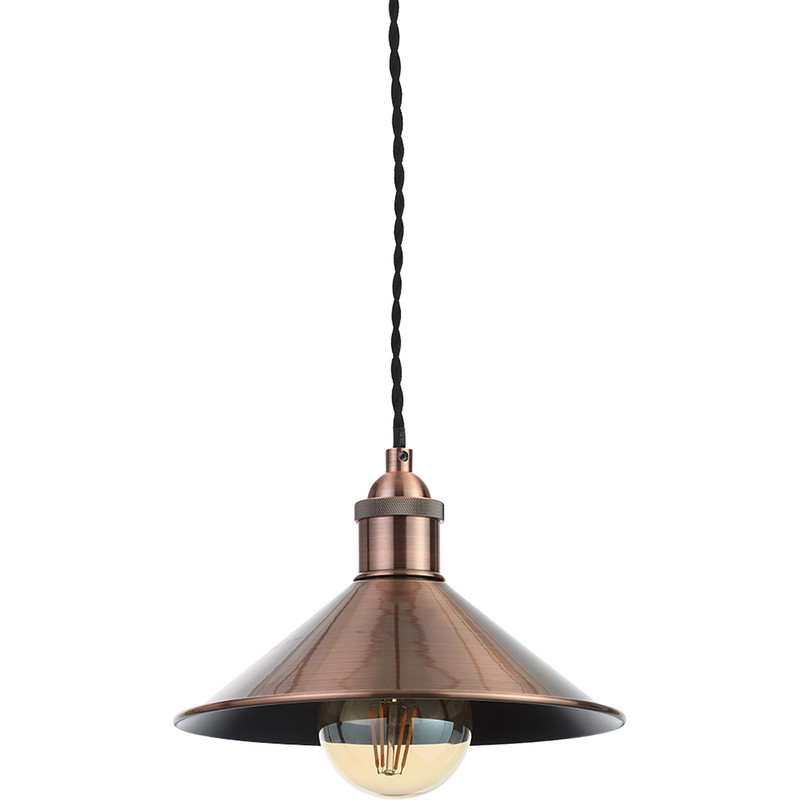 Rigel Small Conical Diner Shade