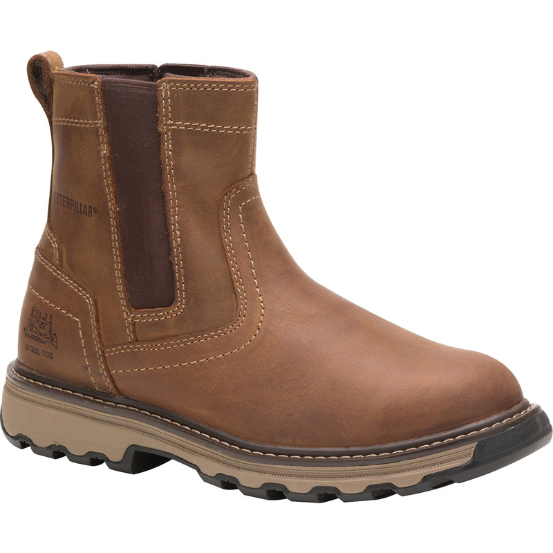 Caterpillar Pelton Safety Dealer Boots