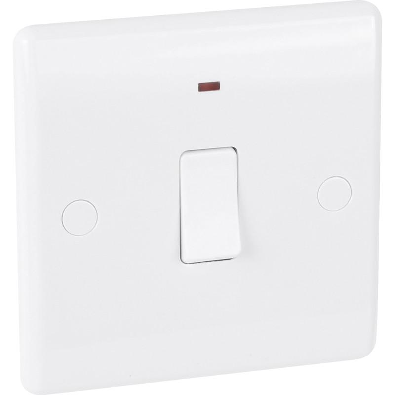 BG 20A Low Profile DP Switch