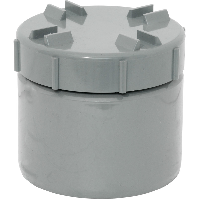 110mm Screwed Access Cap