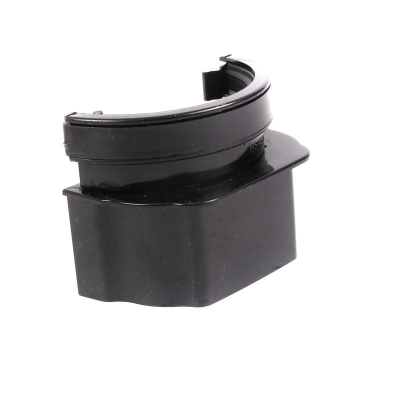 120mm Ogee to 112mm Half Round Adaptor