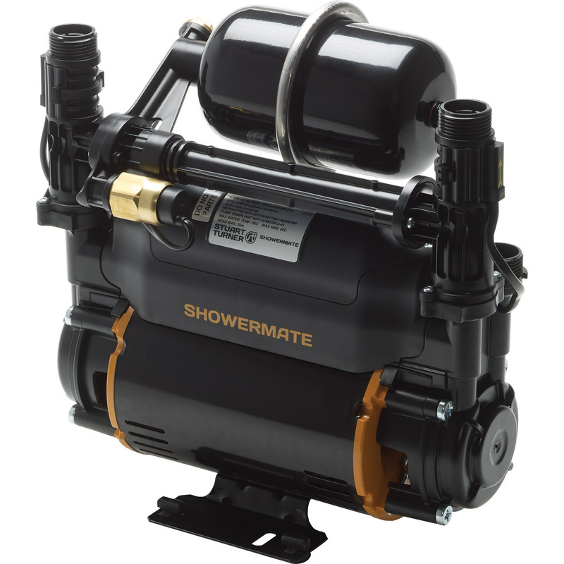 Stuart Turner Showermate Universal Twin Shower Pump