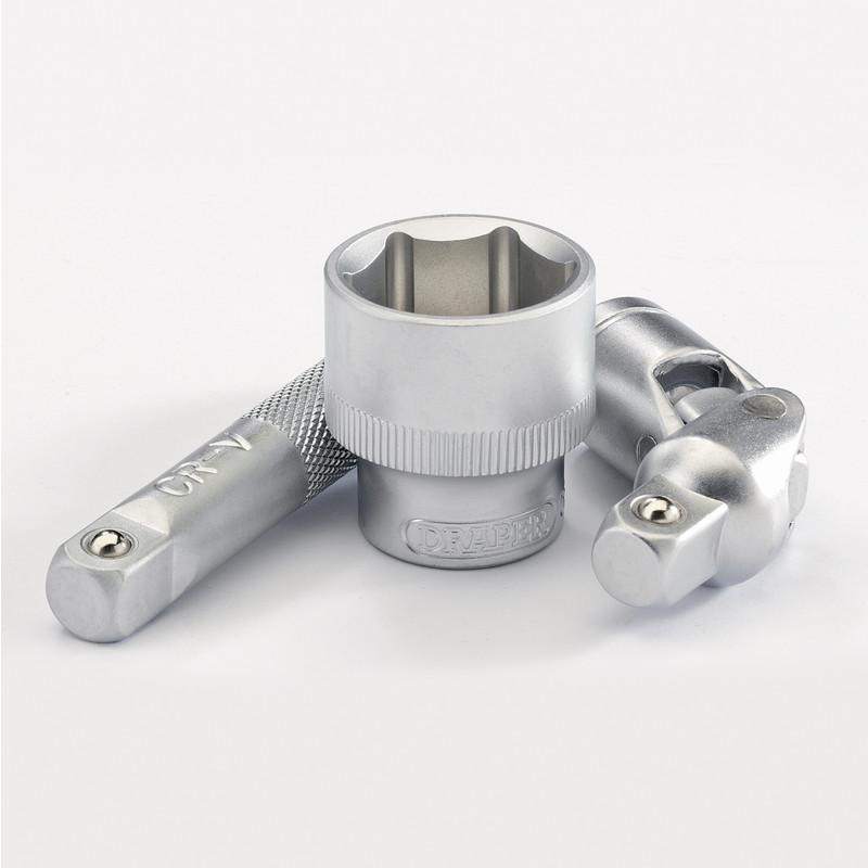 Draper 3/8 Inch Socket Set