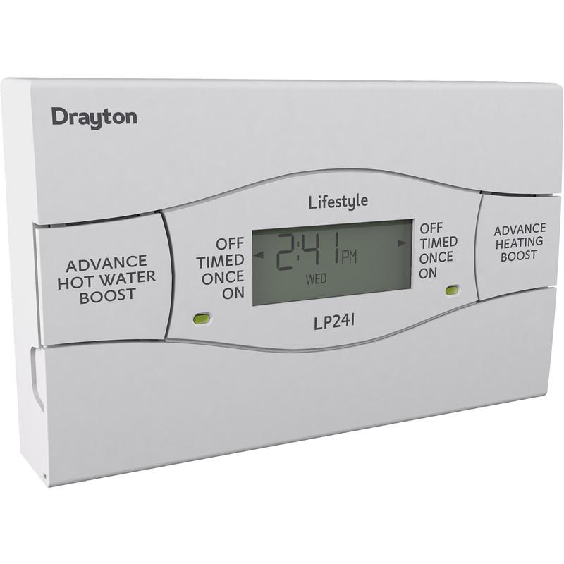 Drayton LP241 24 Hour Programmer