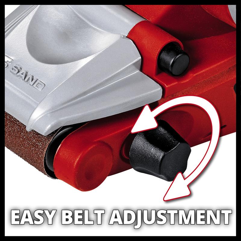 Einhell 850W 75mm Belt Sander