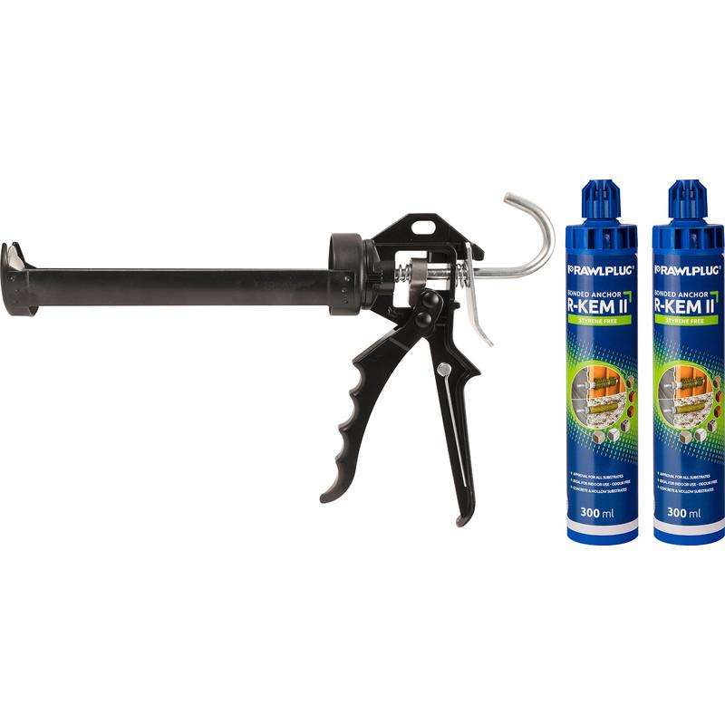 R-KEMII with Professional Heavy Duty Gun