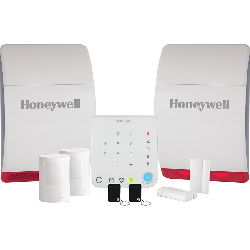 Honeywell Wireless Home & Garden Alarm Kit