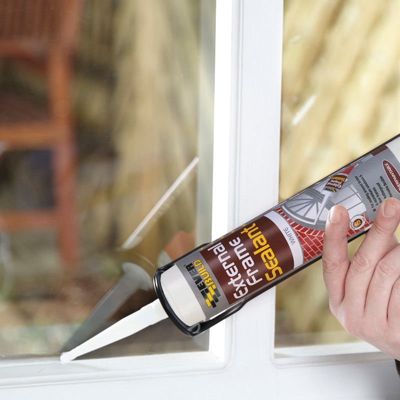 Window & Door External Frame Sealant 300ml