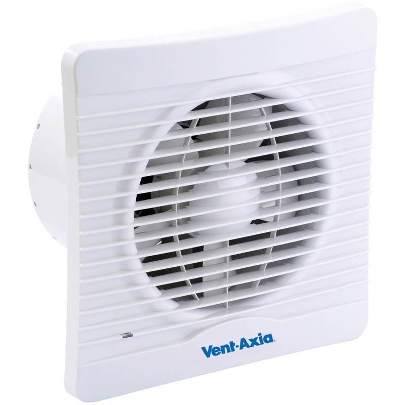 Vent-Axia 150mm Silhouette Extractor Fan