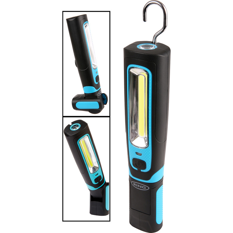 Ring Magflex Twist LED Inspection Light