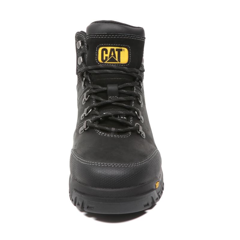 9ed39fde87a Caterpillar Framework Safety Boots Black Size 9