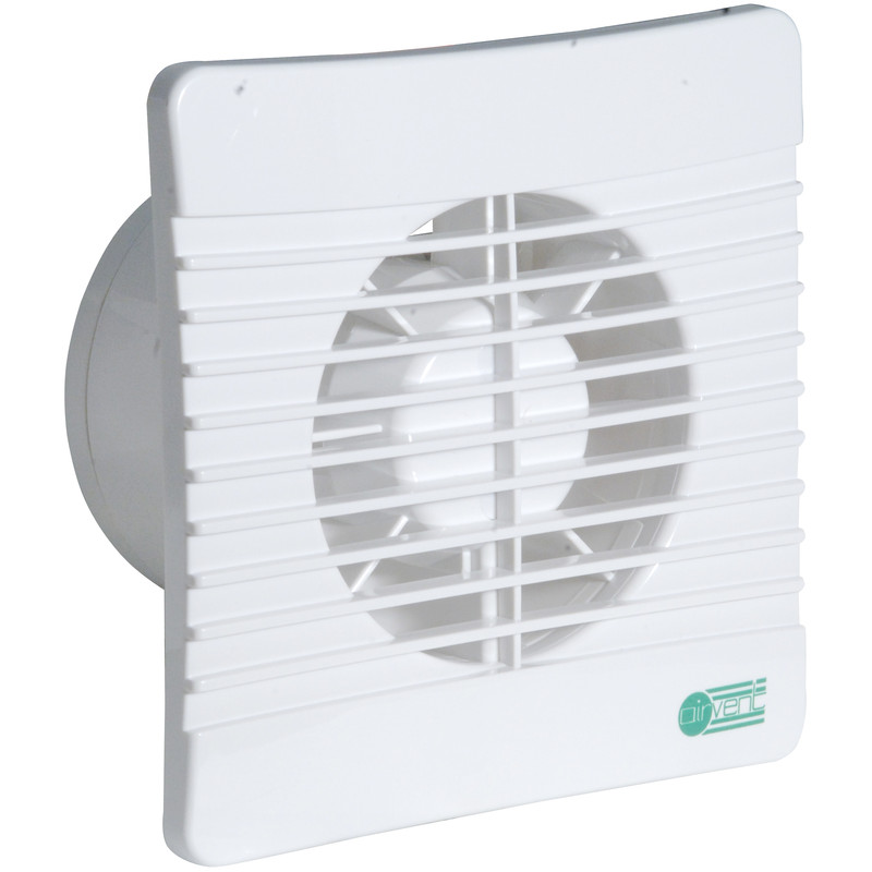 Airvent 100mm Part L Extractor Fan